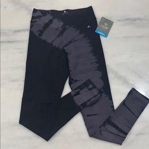 NUX NWT Light Compression V Ankle Pant Leggings